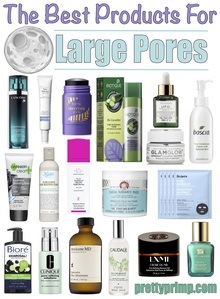 skincare for large pores