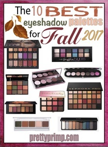 best eyeshadow palettes for fall
