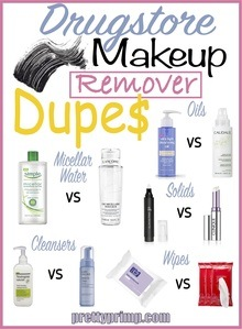 best drugstore makeup removers