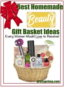 beauty gift basket ideas
