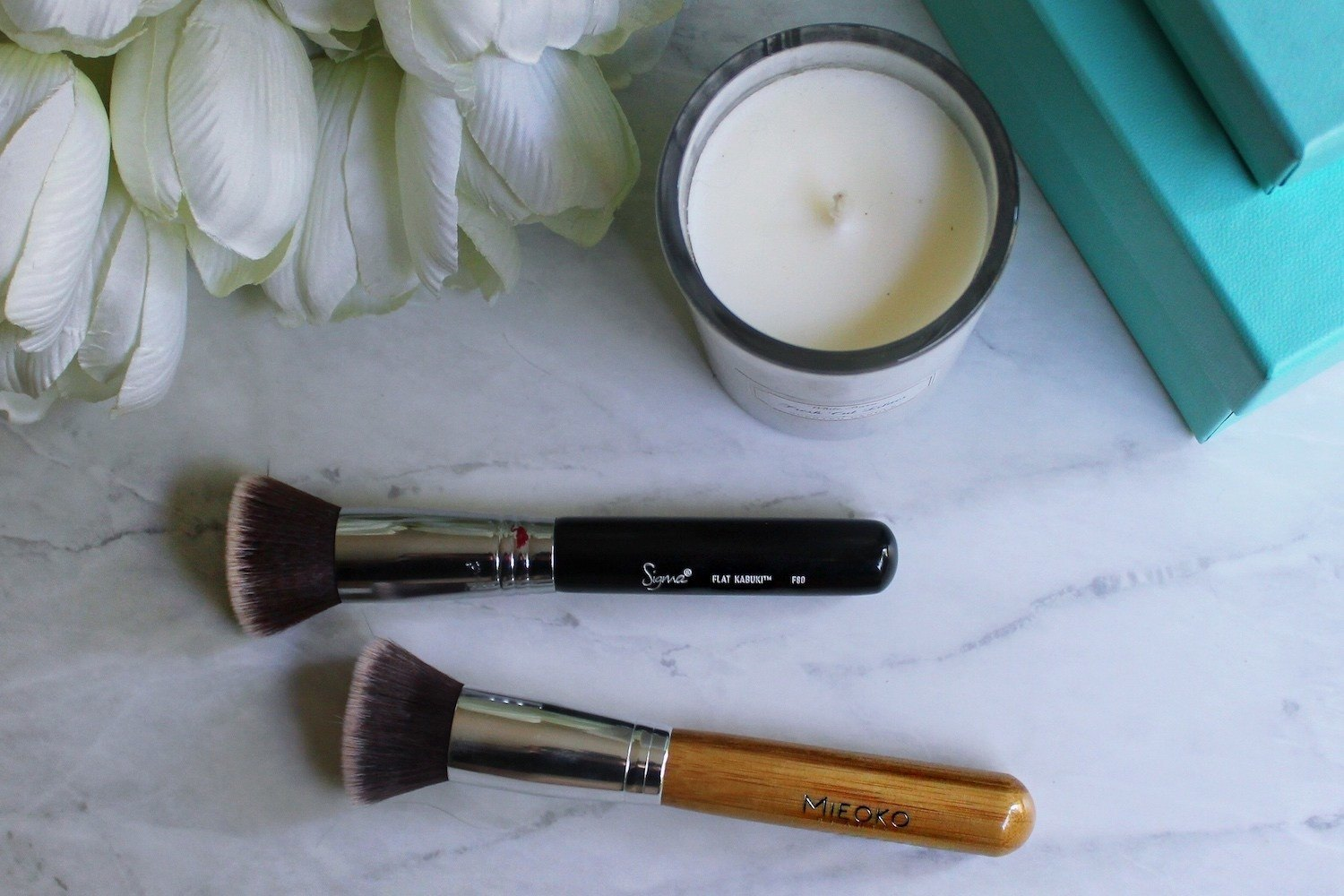 Mieoko Foundation Brush Review